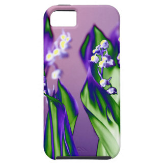 Lily of the Valley in Lavender iPhone 5 Cover