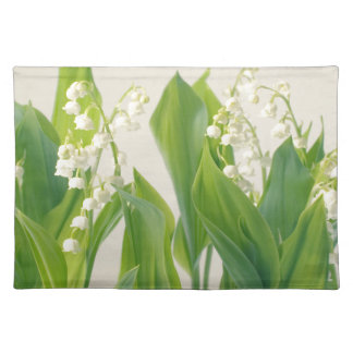 Lily of the Valley Placemat
