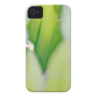 Lily of the Valley Sketch iPhone 4 Cover