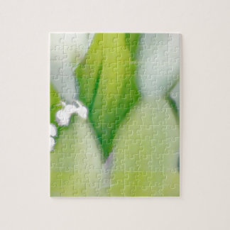 Lily of the Valley Sketch Jigsaw Puzzle