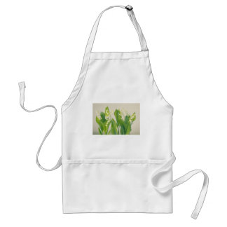 Lily of the Valley Standard Apron