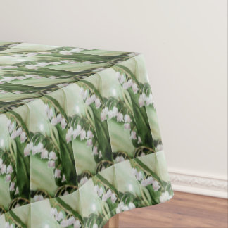 LILY OF THE VALLEY TABLECLOTH