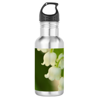 Lily of Valley Flower 532 Ml Water Bottle