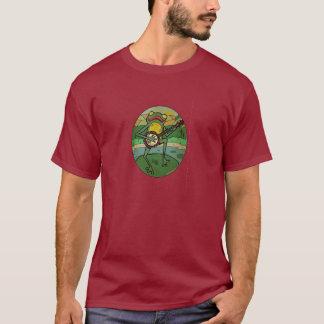 Lily Pad Banjo Frog T-Shirt