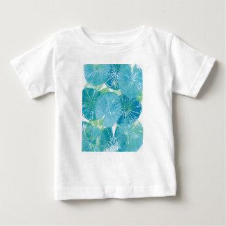 Lily Pad blues Baby T-Shirt