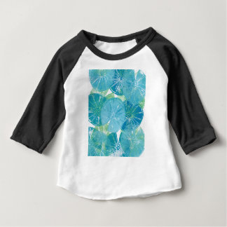 Lily Pad blues Baby T-Shirt