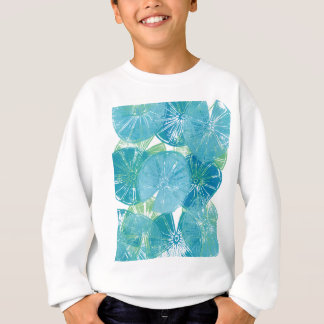 Lily Pad blues Sweatshirt