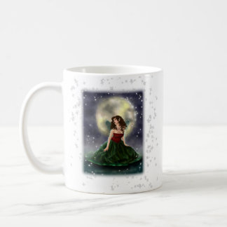 Lily Pad Fae Ceramic Mug