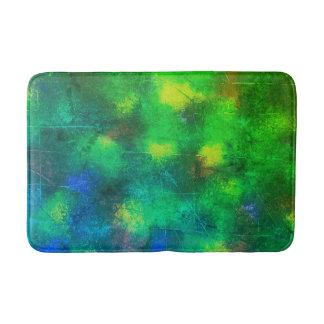 Lily Pad Green Bath Mat