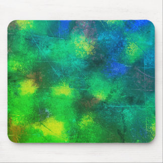 Lily Pad Green Mousepad
