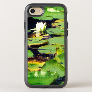 lily pad pond iphone otter box cover