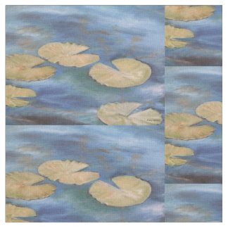 LILY PADS FABRIC