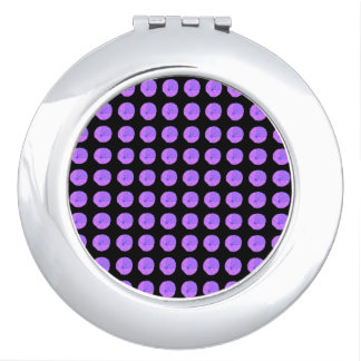 Lily-Pads-Lavender--Everyday-Mirror_Gift-ware Makeup Mirror