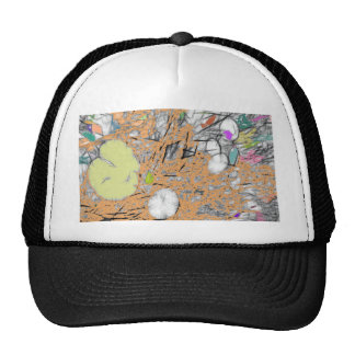 Lily Pads (Peach) Trucker Hat