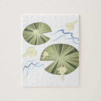 Lily Pads Puzzle