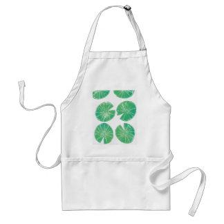 Lily pads standard apron