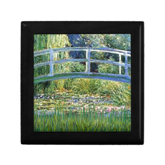 Lily Pond Bridge - insert your pet Gift Box