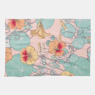 Lily Pond Kitchen Towel