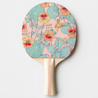 Lily Pond Ping Pong Paddle
