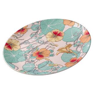 Lily Pond Plate