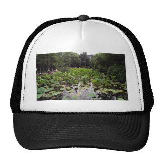 Lily Pond Trucker Hat