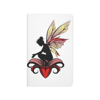 Lily Shadow Fairy Journal
