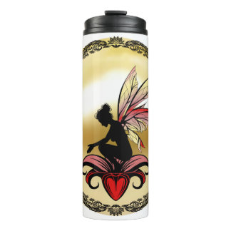 Lily Shadow Fairy Thermal Tumbler