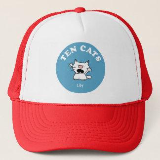 LilyCap Trucker Hat