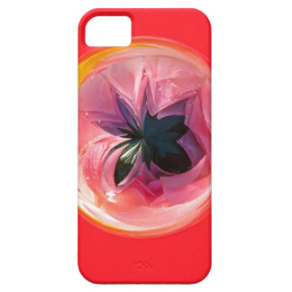 lilyfaux jpg case for iPhone 5/5S