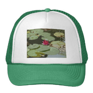 Lilypads Impressionism  Art Trucker Hat
