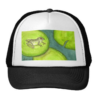 Lily's Pad Mesh Hat