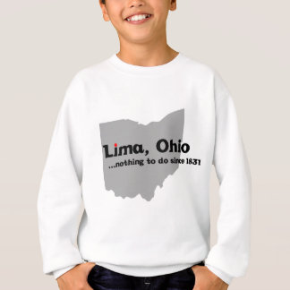 Lima, Ohio Sweatshirt