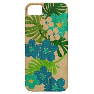 Limahuli Garden Hawaiian Surfboard iPhone 5 Case