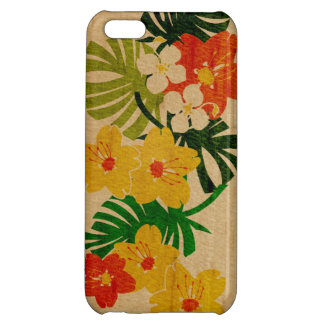 Limahuli Garden Hawaiian Surfboard iPhone 5 Case