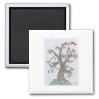 Limax Tree Magnet