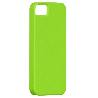 Lime Abstract Background iPhone 5 Case