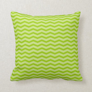 Lime Green Chevron Throw Pillow : Lime Green Throw Pillows, Lime Green Pillow Designs
