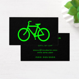 Lime Bicycle Business Card