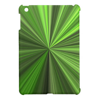 Lime Burst iPad Mini Covers