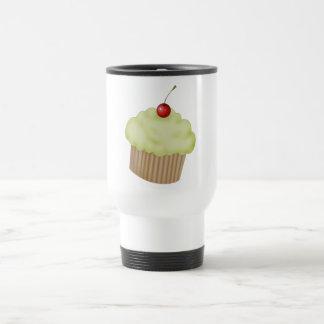Lime Cupcake Coffee Mugs