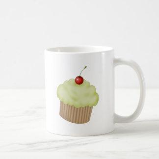 Lime Cupcake Mug