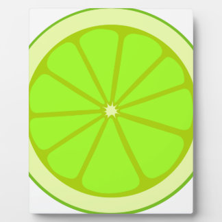 Lime Drawing Plaque