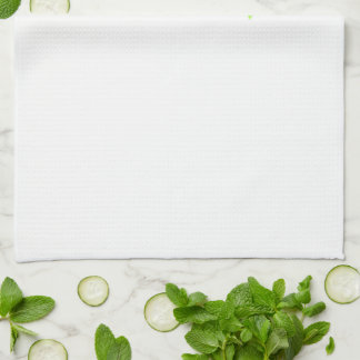 Lime Essential Oil Kitchen Towel