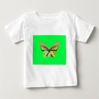 lime green baby T-Shirt