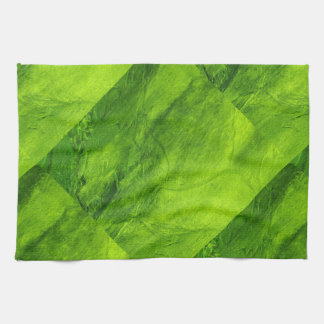 Lime Green Design Kitchen Towel