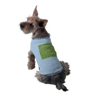 Lime Green Glitter Sparkles Doggie Shirt