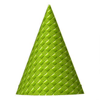 Lime Green Party Hat