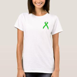 Lime Green Standard Ribbon T-Shirt