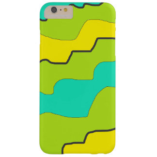 Lime Green & Yellow Modern Abstract Phone Case