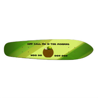 Lime In The Coconut Skate Board Decks